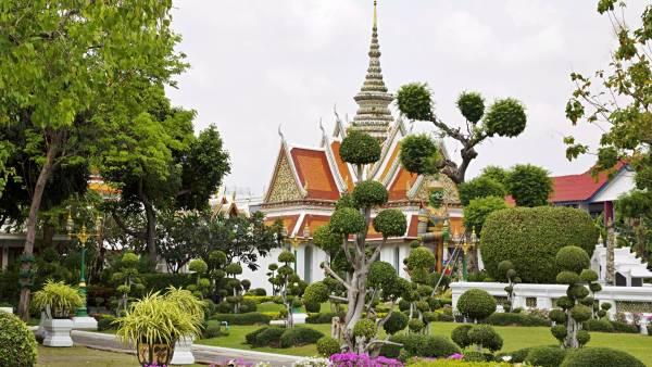 web stranica za bangkok