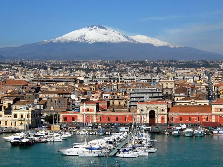 Etna - Sicilija - Italija - Atrakcije - Idea putovanja